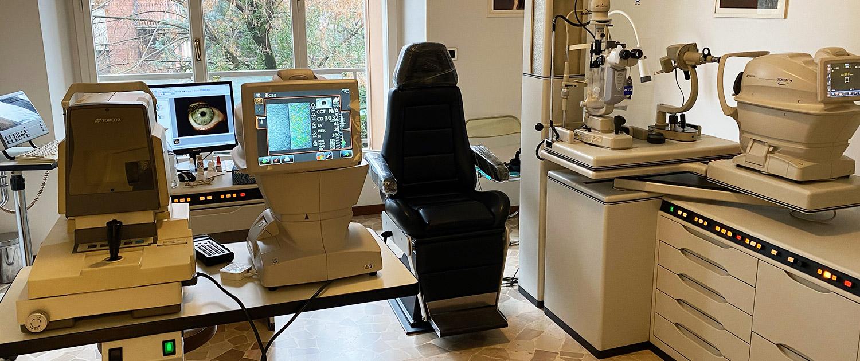 Patologie - Centro Oculistico Chirurgico Fioravanti